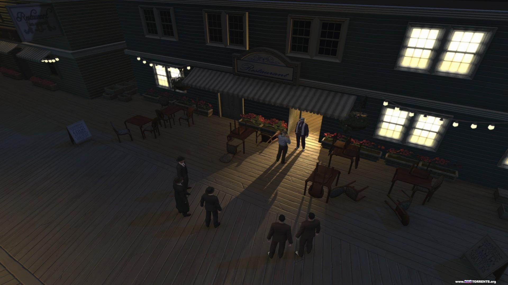 Omerta: City of Gangsters [v 1.07] | PC | Steam-Rip �� R.G. ��������