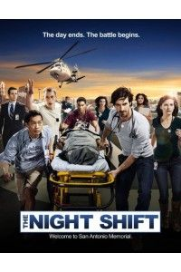 Ночная смена [01 сезон: 01-08 серии из 08] | HDTVRip | VictoryFilms