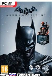 Batman: Arkham Origins [Update 11 + 8 DLC] | PC | Steam-Rip от DWORD
