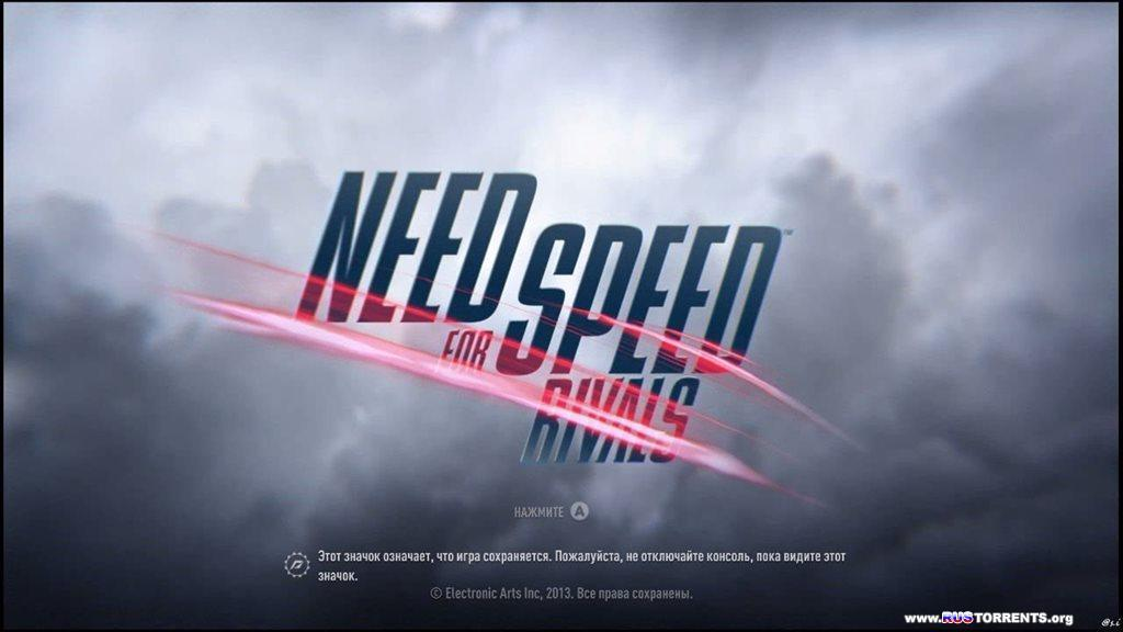 Need for Speed: Rivals | XBOX360