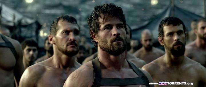 300 спартанцев: Расцвет империи | HDRip | Лицензия