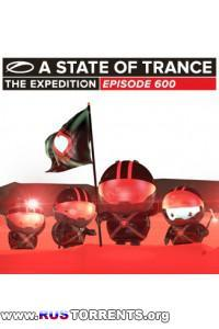 Armin van Buuren - A State of Trance 600-The Expedition world tour: Madrid