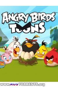 Злые птички [01-52 из 52 + Бонусы] | WEB-DLRip