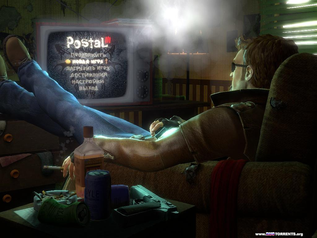 Postal III (v 1.1) + 1DLC | Repack
