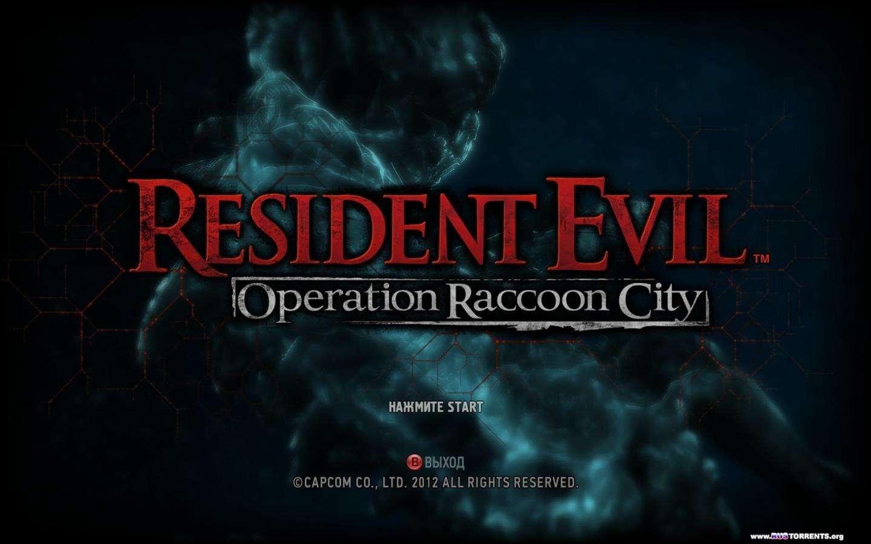 Resident Evil | Anthology | Repack от R.G. Origami