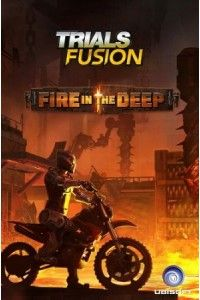 Trials Fusion: Fire in the Deep | РС | Лицензия
