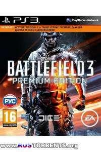 Battlefield 3 Premium   PS3