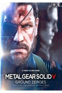 Metal Gear Solid V: Ground Zeroes [Tech Demo] v 1.003 | PC | Steam-Rip от Let'sPlay