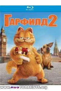 Гарфилд 2: История двух кошечек | BDRip