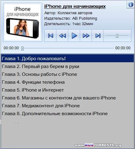 Самоучитель - iPhone для начинающих