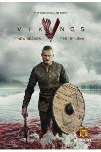 Викинги [03 сезон: 01-10 серии из 10] | WEB-DLRip | BaibaKo