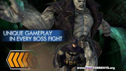 Batman: Arkham City Lockdown | Android