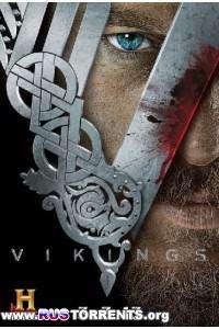 Викинги [01 сезон: 01-09 серии из 09] | WEBDLRip 720p | AlexFilm