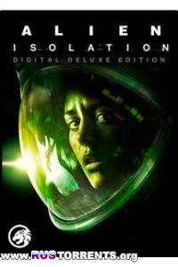 Alien: Isolation - Digital Deluxe Edition | PC | Лицензия