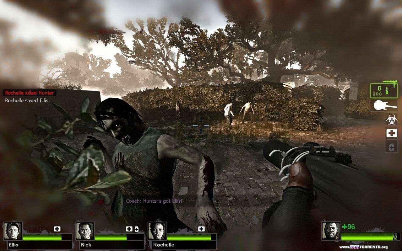 Left 4 Dead 2 [v2.1.3.6] | PC | RePack от Tolyak26
