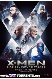 Люди Икс: Дни минувшего будущего | Blu-ray 3D EUR 1080p