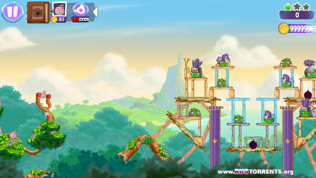 Angry Birds Stella v1.0.2 [mod] | Android