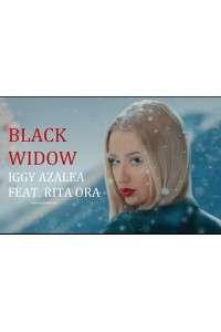 Iggy Azalea feat. Rita Ora - Black Widow | WEBRip 720p
