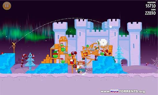 Angry Birds: Seasons | Windows Phone 7