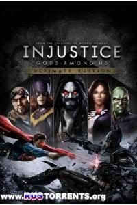Injustice: Gods Among Us. Ultimate Edition | PC | Лицензия