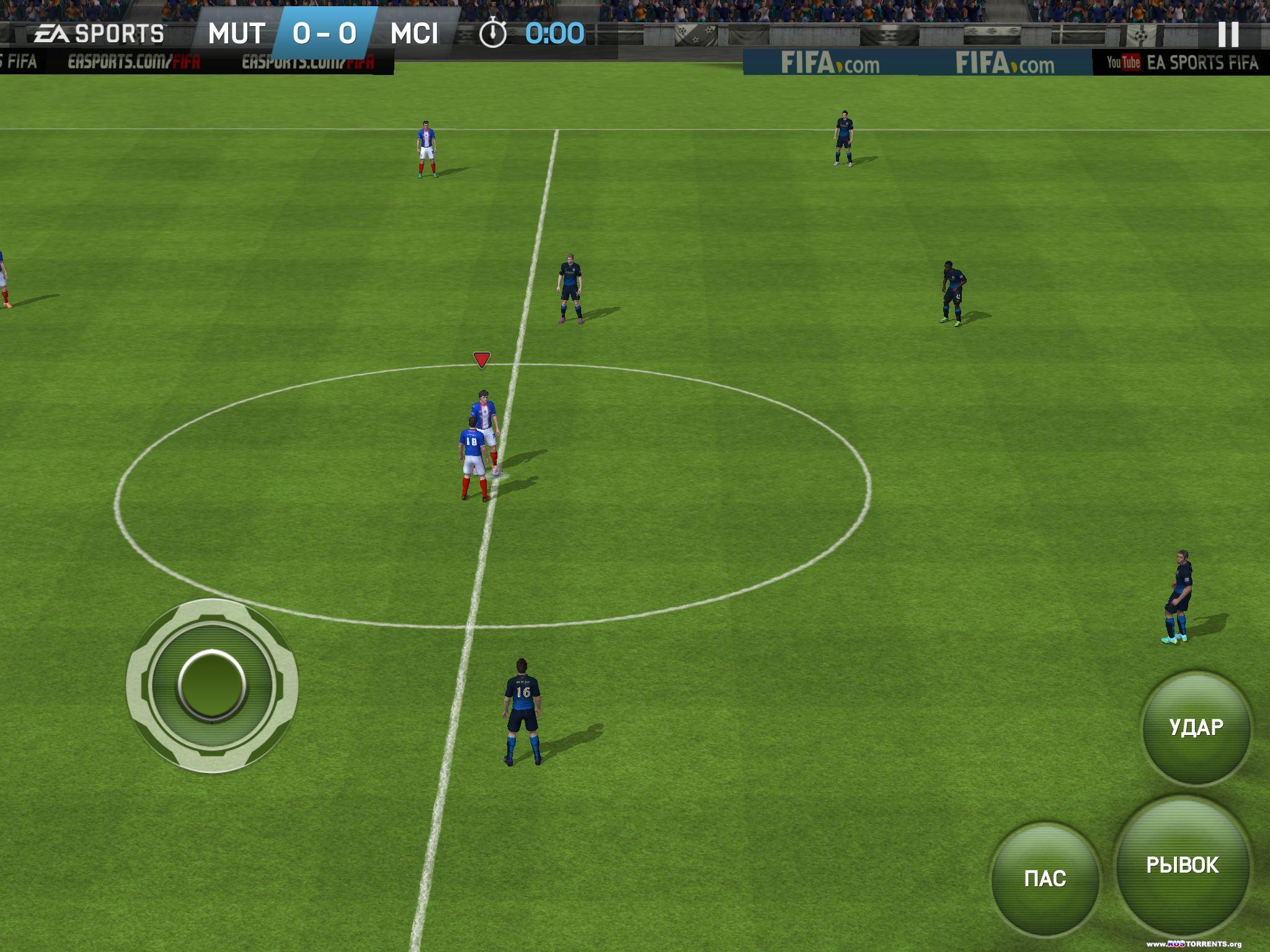 FIFA 15 Ultimate Team | iPhone, iPod Touch и iPad