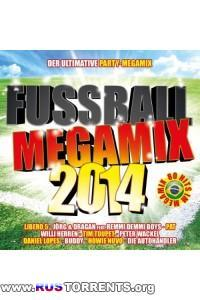 VA - Fussball Megamix 2014 | MP3