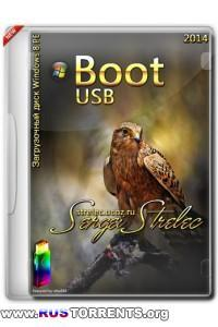 Boot CD/USB Sergei Strelec v.5.2 [RUS/ENG]