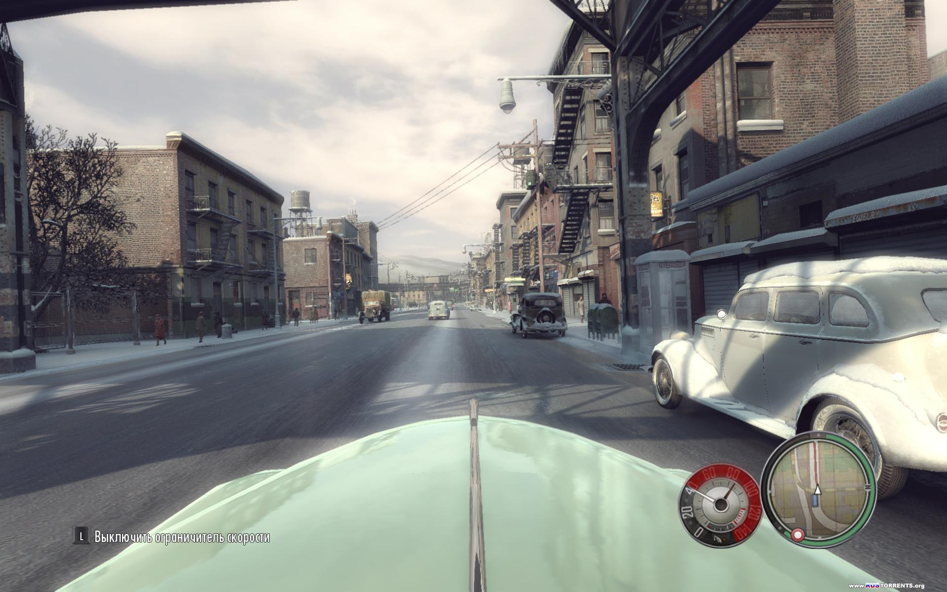 Мафия 2: Расширенное Издание / Mafia 2: Enhanced Edition (2010) PC | Steam-Rip by R.G. Origins