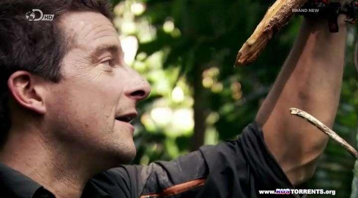 Беар Гриллс: По стопам выживших (1 сезон, 1-6 серии из 6) | HDTVRip
