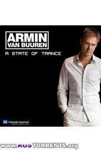 Armin van Buuren - A State of Trance 450, 500, 550, 600