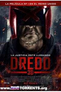 Судья Дредд | HDRip | Лицензия