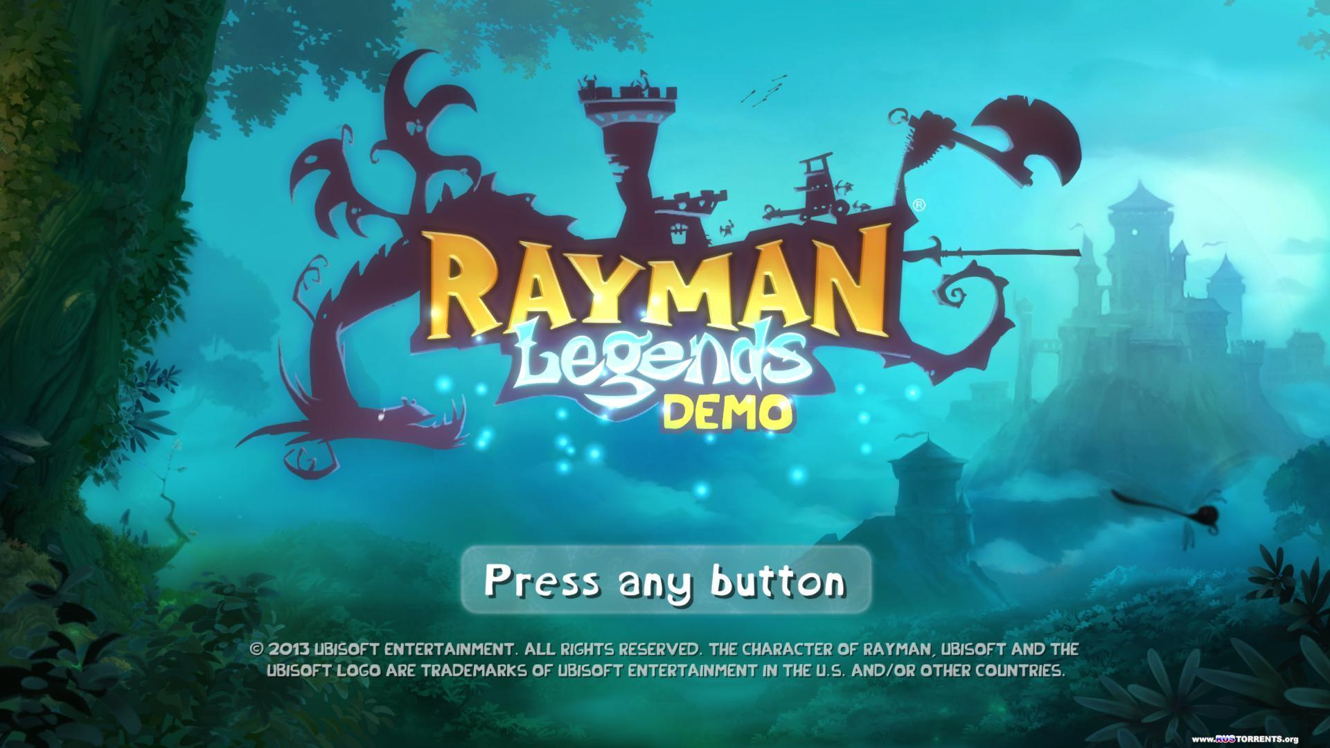 Rayman: Legends | Demo