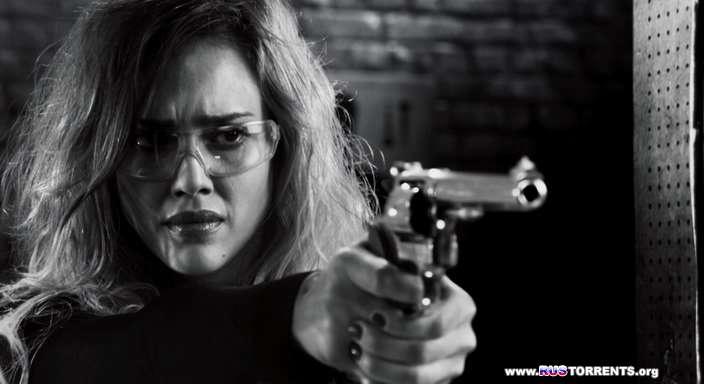 Город грехов 2: Женщина, ради которой стоит убивать | BDRip | Лицензия