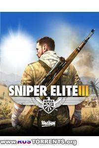 Sniper Elite III [v 1.08 + 8 DLC] | PC | Steam-Rip от Let'sРlay