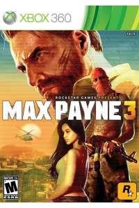 Max Payne 3 | XBOX360