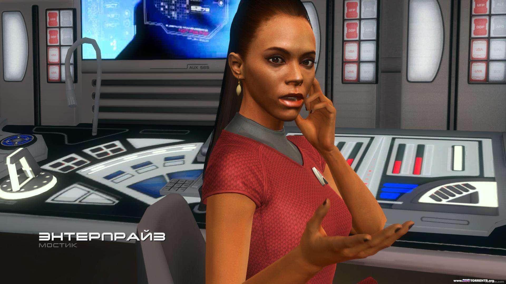 Star Trek: The Video Game  | RePack от R.G. Механики