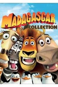 Мадагаскар: Коллекция | BDRip