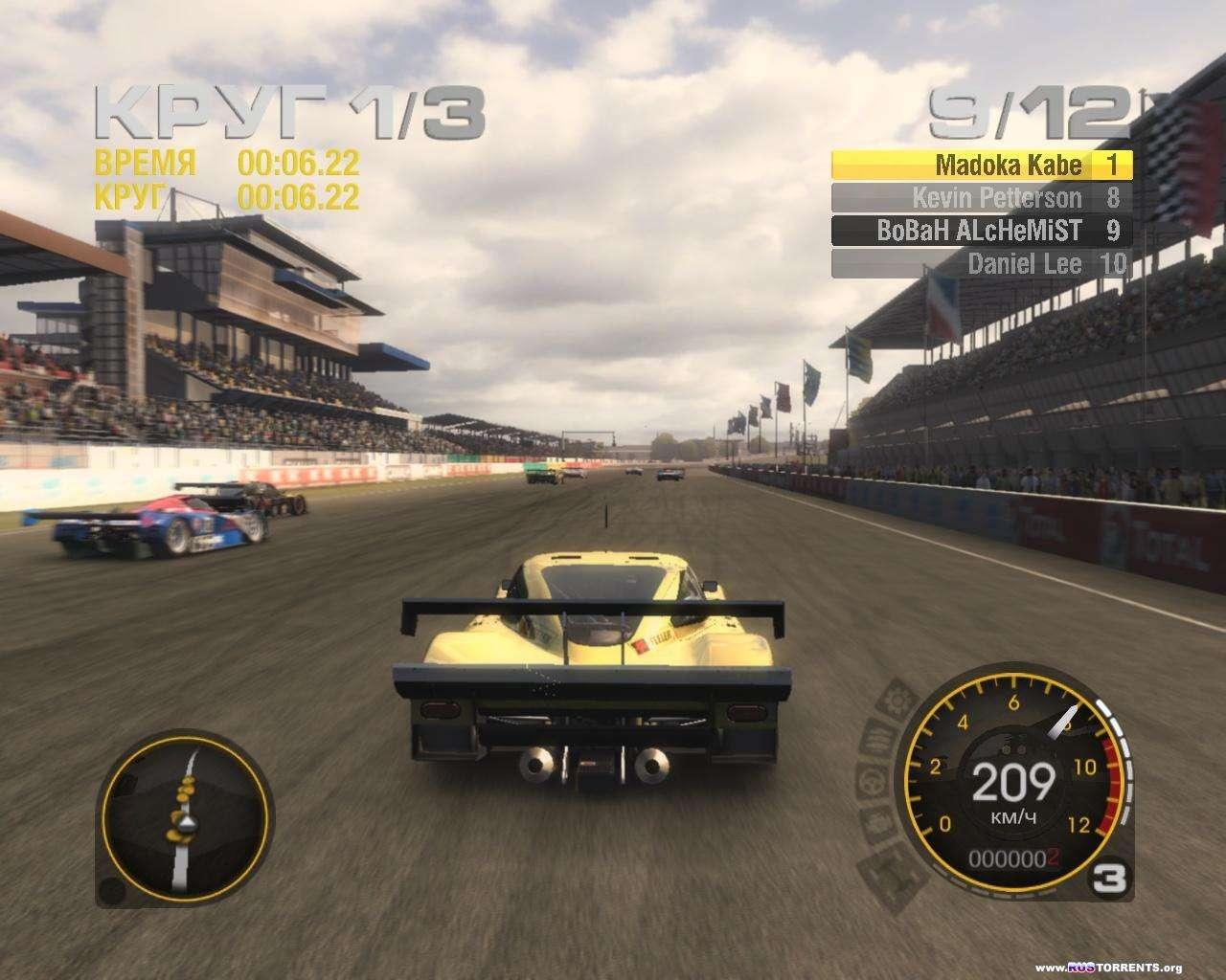 Race Driver: GRID (MOD + DLC) | PC | RePack от xatab