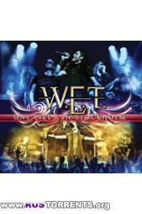 W.E.T. - One Live In Stockholm (2CD)