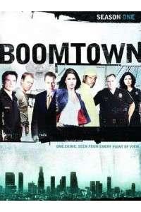Бумтаун [1 сезон: 01-18 серии из 18] | HDTVRip | P