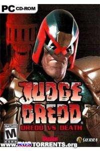 Judge Dredd: Dredd vs. Death   PC   Repack от R.G. UPG