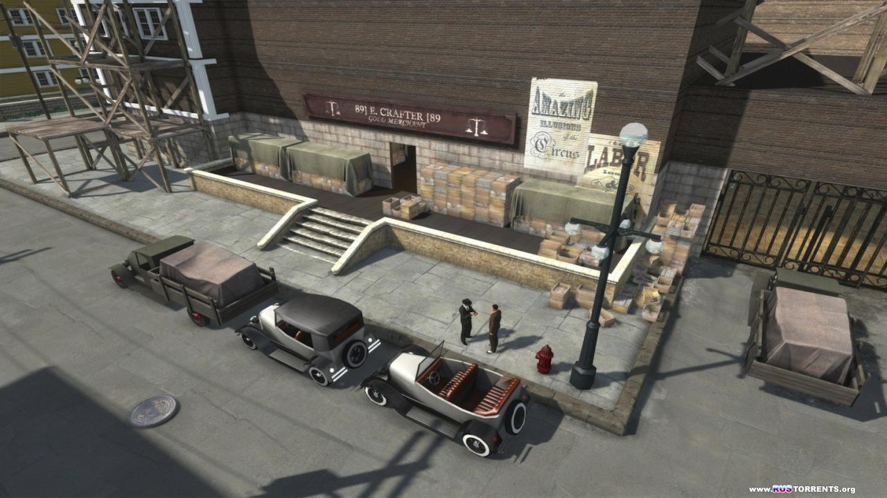 Omerta: City of Gangsters | PC | Repack �� R.G. Catalyst