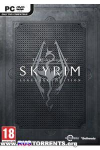The Elder Scrolls V: Skyrim - Legendary Edition [v 1.9.32.0.8] [RePack] от R.G. Механики | Полный Русский