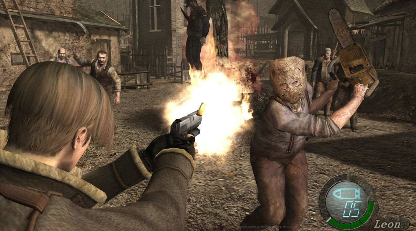 Resident Evil 4 Ultimate HD Edition [v 1.0.6] | PC | RePack от xatab