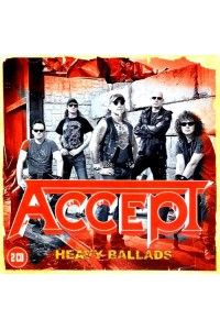 Accept - Heavy Ballads 2CD | MP3