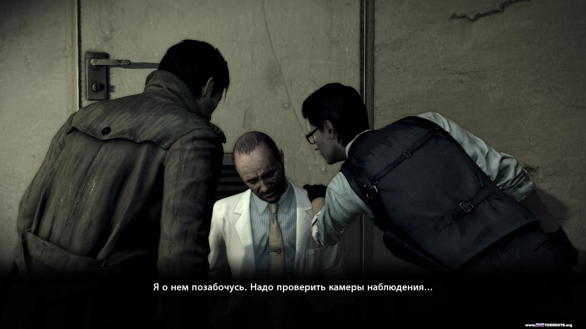 The Evil Within [Update 3 + DLCs] | PC | RePack от R.G. Steamgames