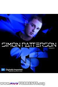 Simon Patterson - Open Up 017 (guest Will Atkinson)