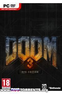 Doom 3 | РС | RePack от R.G. Механики