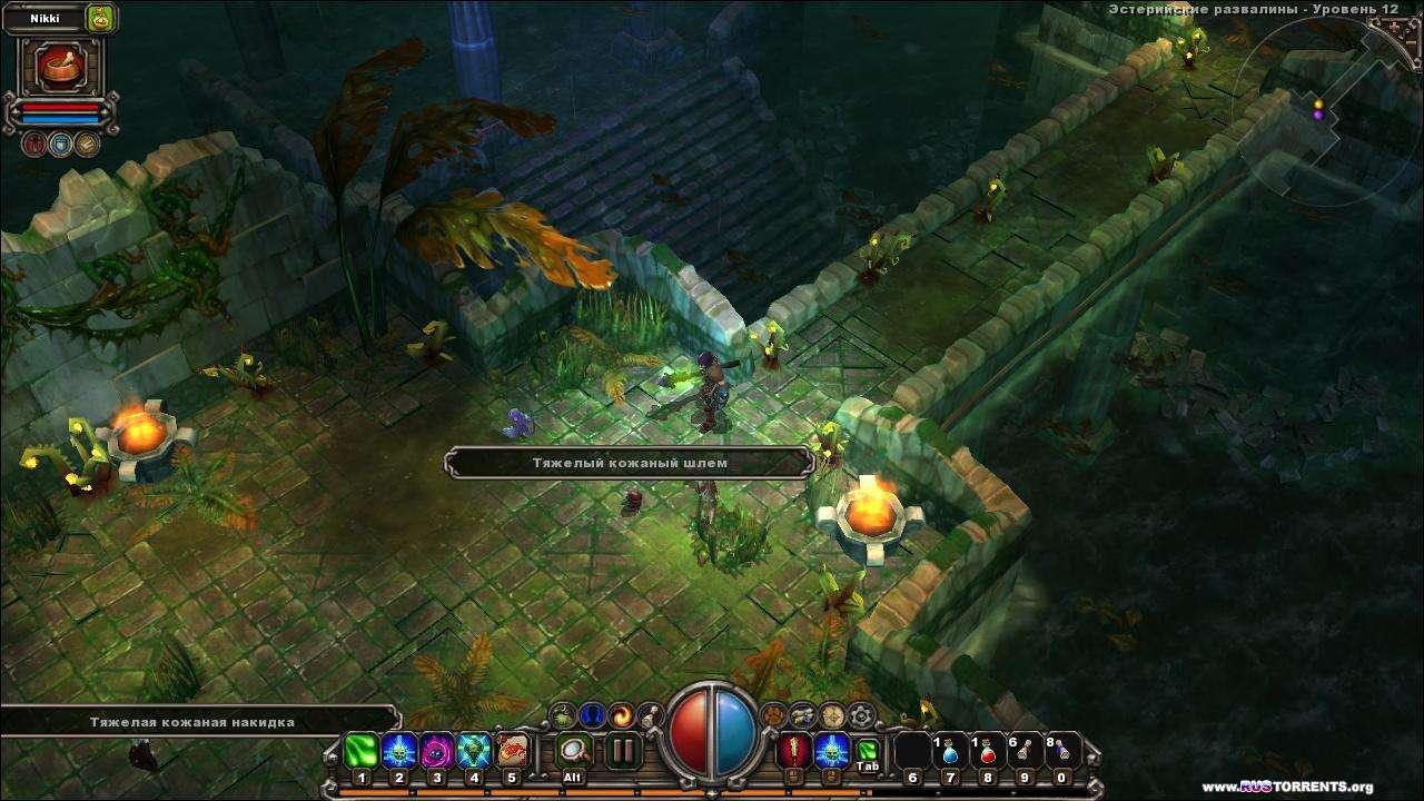 Torchlight | PC | RePack от R.G. Catalyst