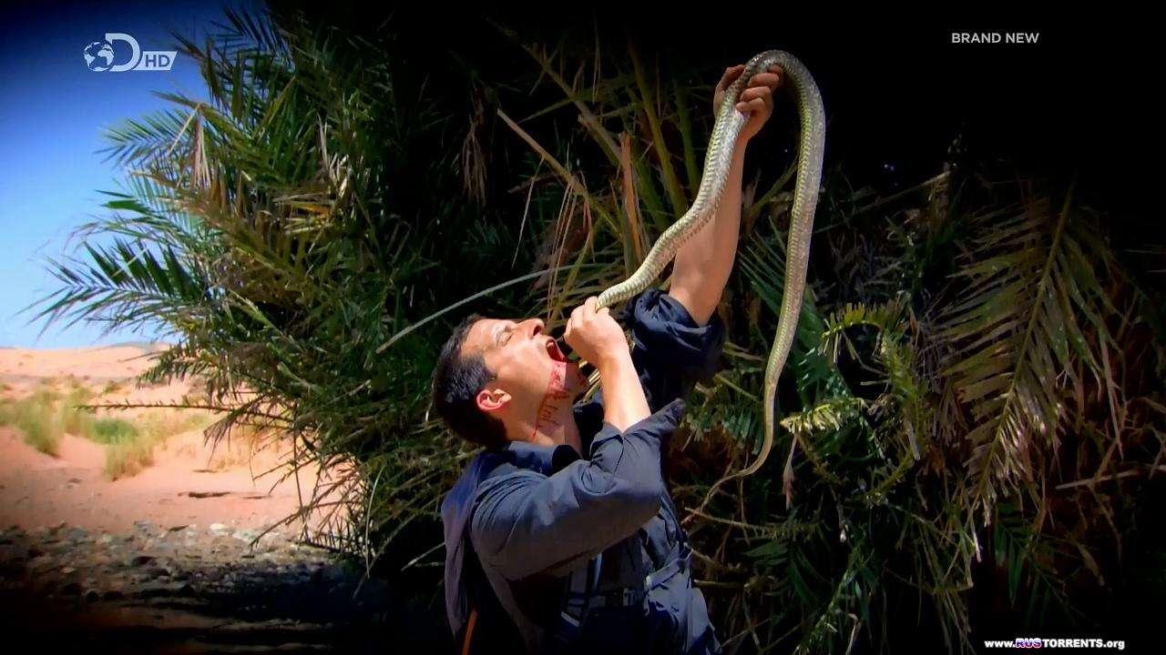 Беар Гриллс: По стопам выживших (1 сезон, 1-6 серии из 6) | HDTVRip 720p